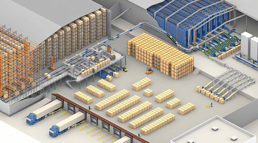 Warehouse Design: Key factors to consider while building your warehouse