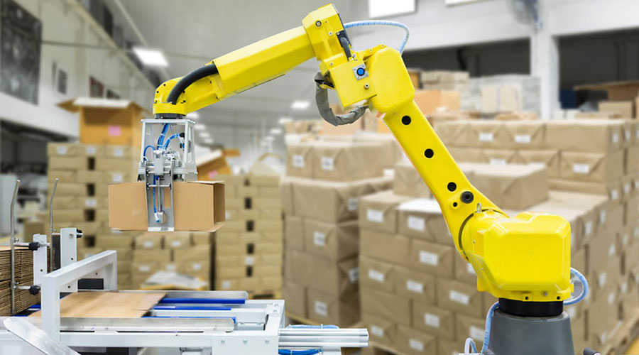 Optimization of Labour Force with automated material handling