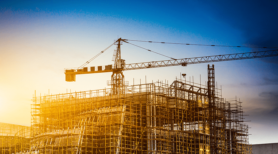 Commercial Building Construction - in the warehousing industry