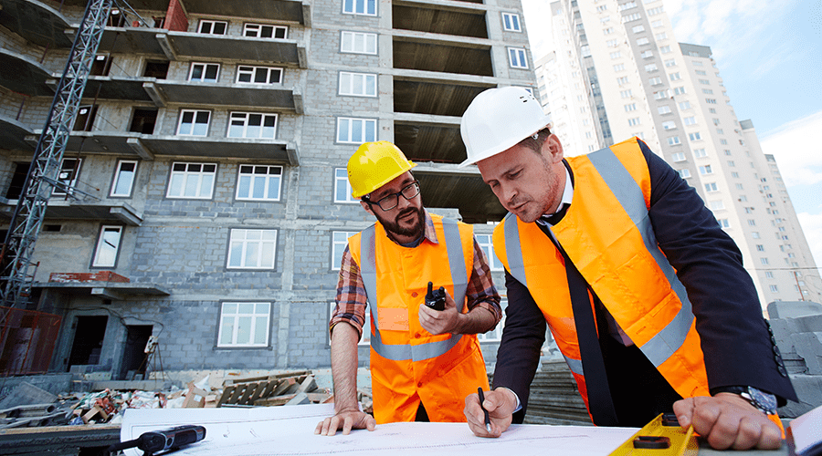 How to select a commercial construction contractor