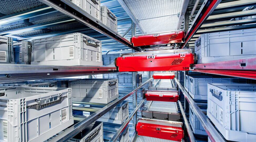 Automated storage and retrieval system: PROS and CONS