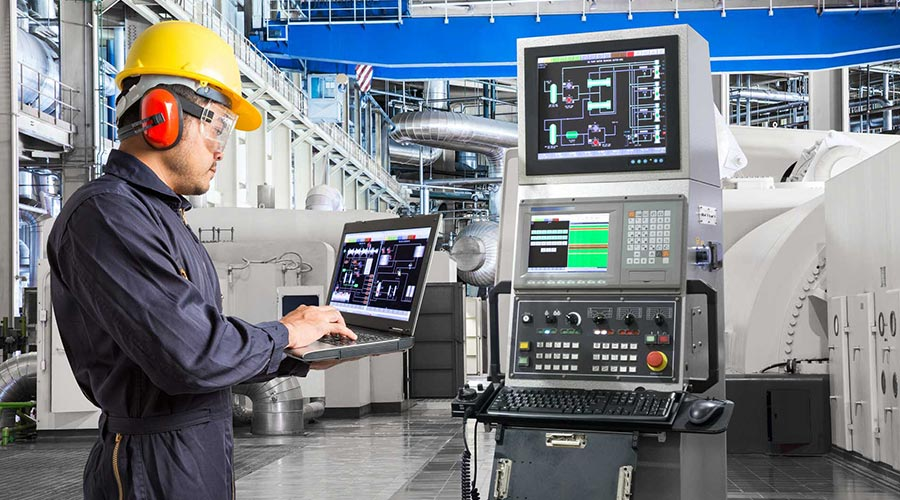 Industrial Control System: Type and Benefits