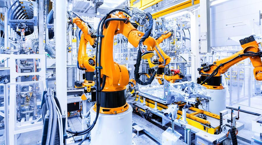 Top 10 Uses of Industrial Robots