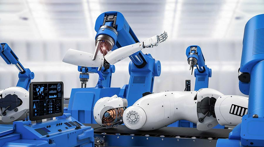 Trending Industrial Automation Technologies (2021)