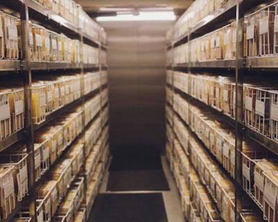 Cold Storage Racking