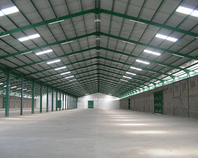 Built To Suit Warehouse